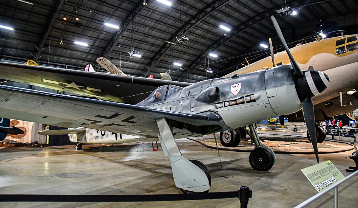 国立アメリカ空軍博物館 (62 - 250)