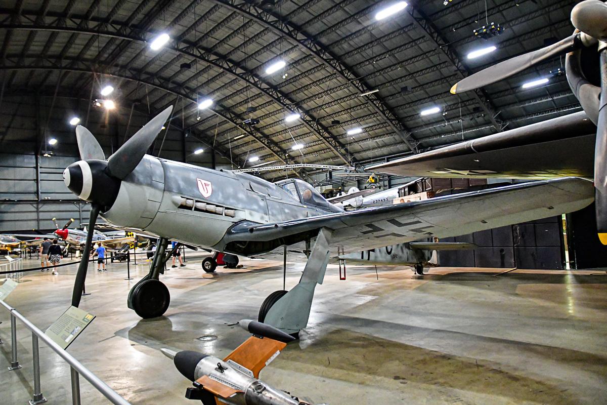 国立アメリカ空軍博物館 (64 - 250)