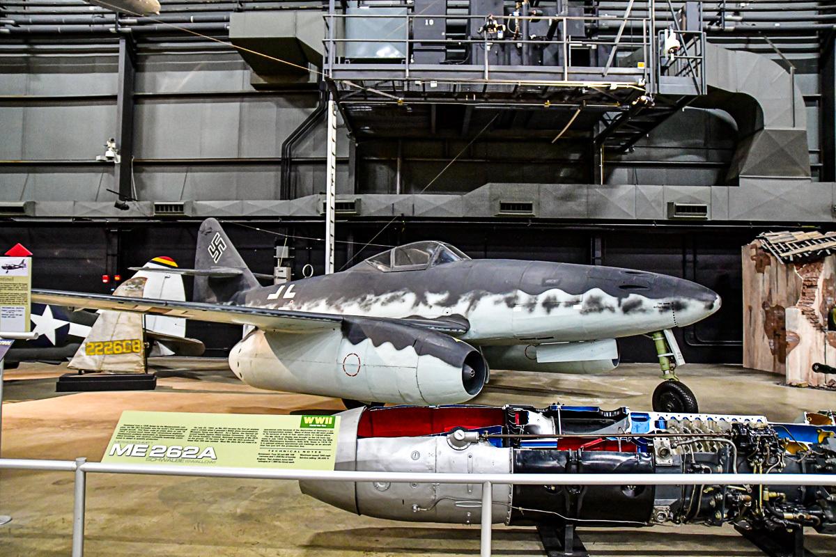 国立アメリカ空軍博物館 (65 - 250)