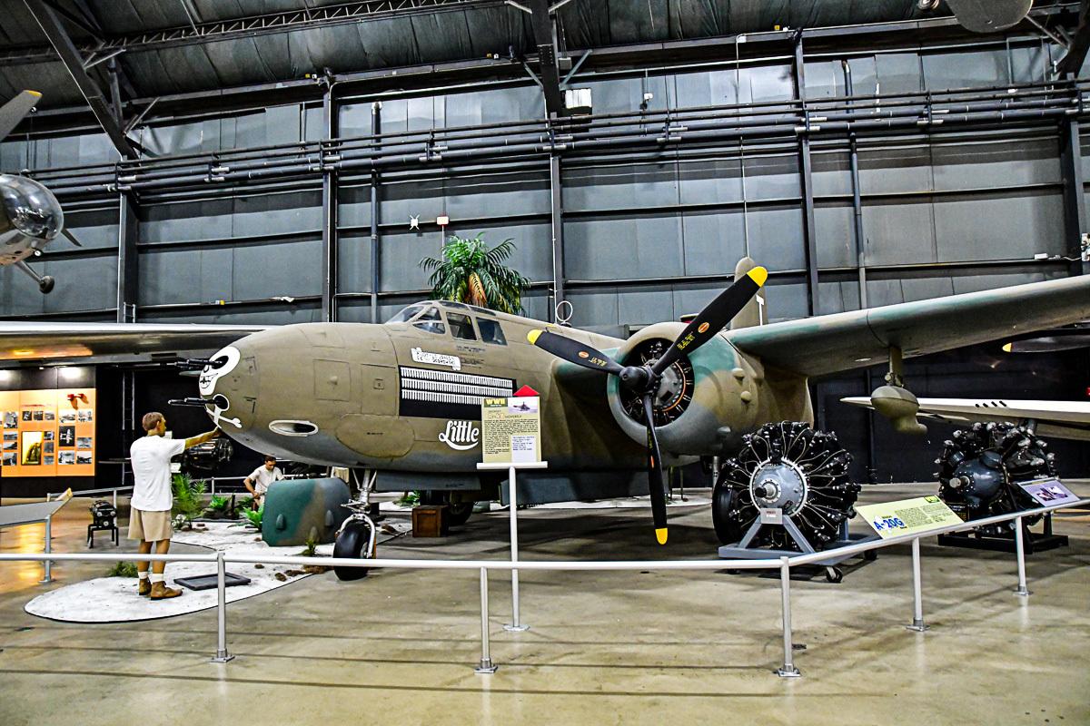 国立アメリカ空軍博物館 (68 - 250)