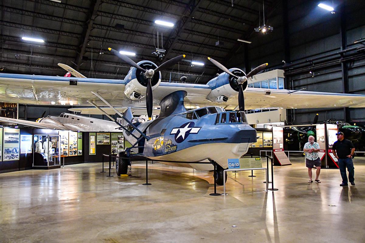 国立アメリカ空軍博物館 (69 - 250)