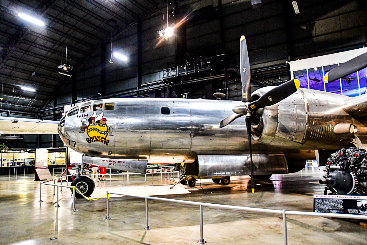 国立アメリカ空軍博物館 (70 - 250)