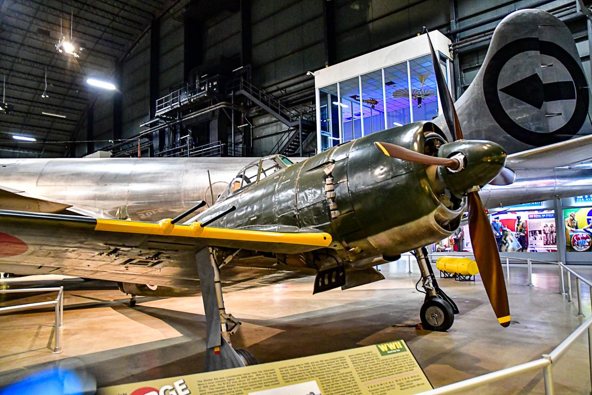 国立アメリカ空軍博物館 (71 - 250)
