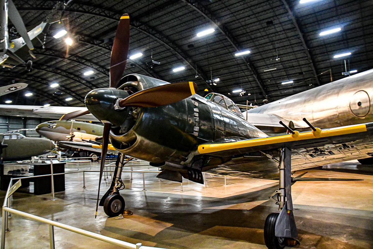 国立アメリカ空軍博物館 (72 - 250)