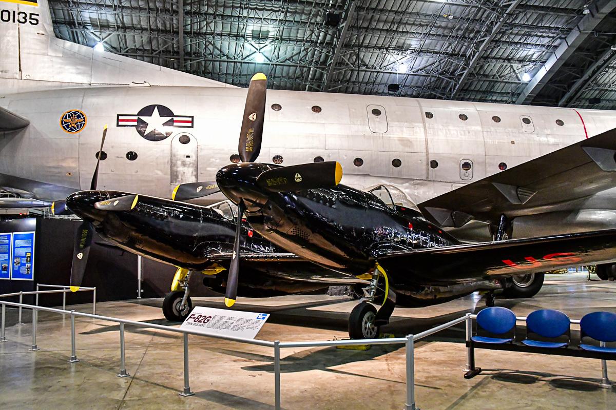 国立アメリカ空軍博物館 (86 - 250)
