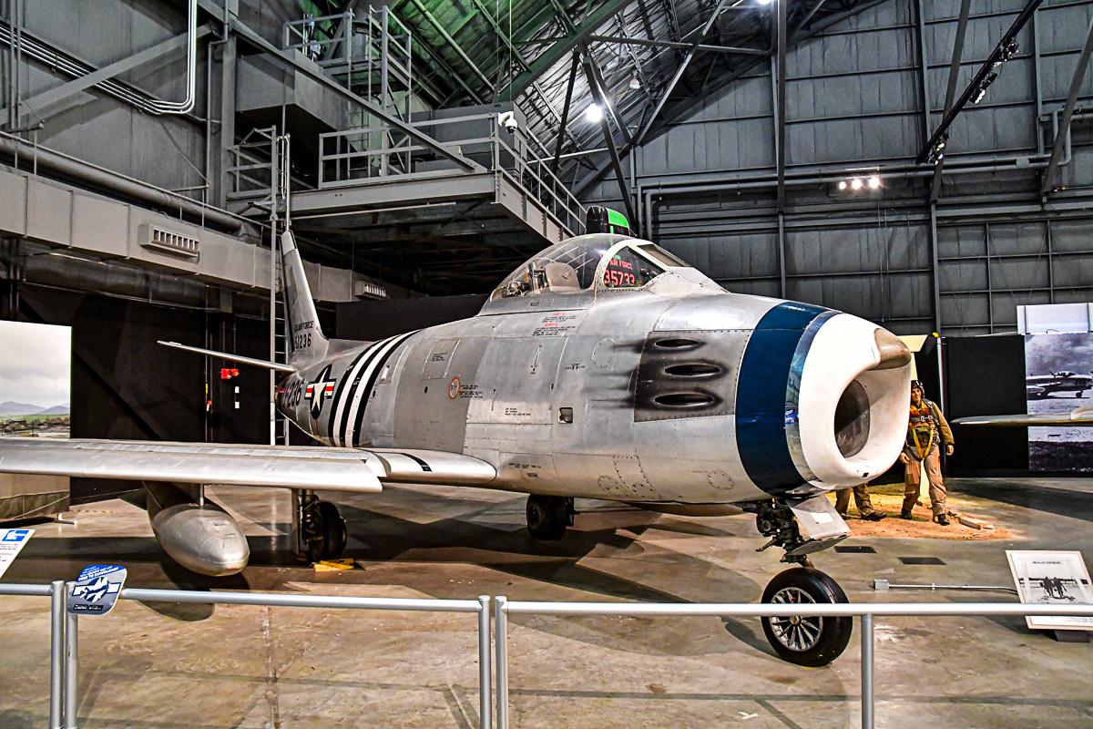 国立アメリカ空軍博物館 (87 - 250)