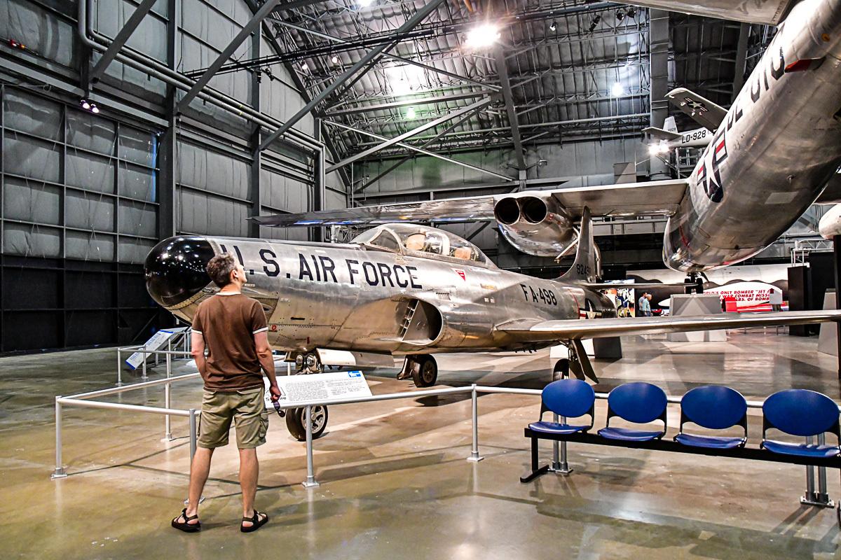 国立アメリカ空軍博物館 (90 - 250)