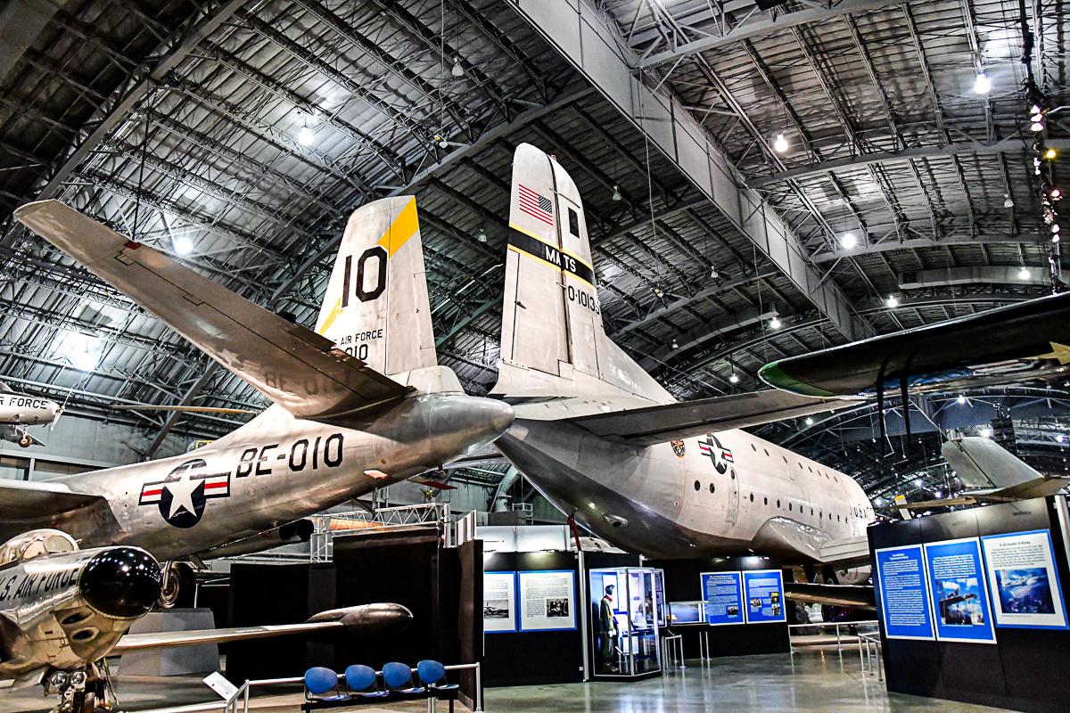 国立アメリカ空軍博物館 (92 - 250)