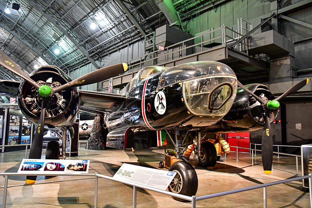 国立アメリカ空軍博物館 (93 - 250)