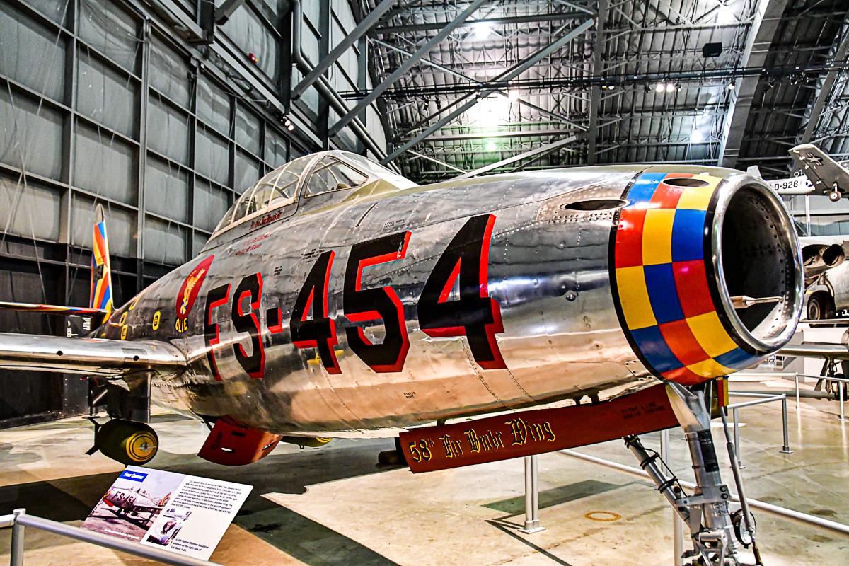 国立アメリカ空軍博物館 (94 - 250)
