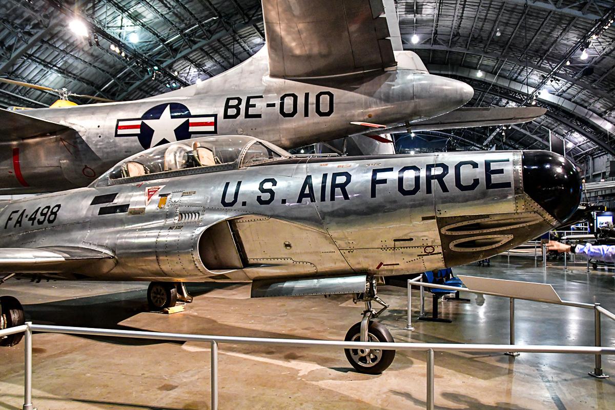 国立アメリカ空軍博物館 (95 - 250)
