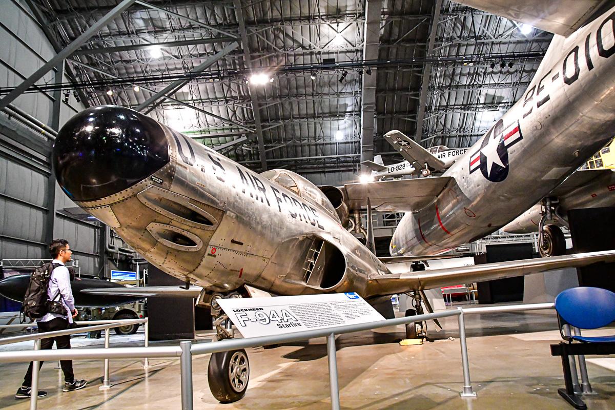 国立アメリカ空軍博物館 (96 - 250)