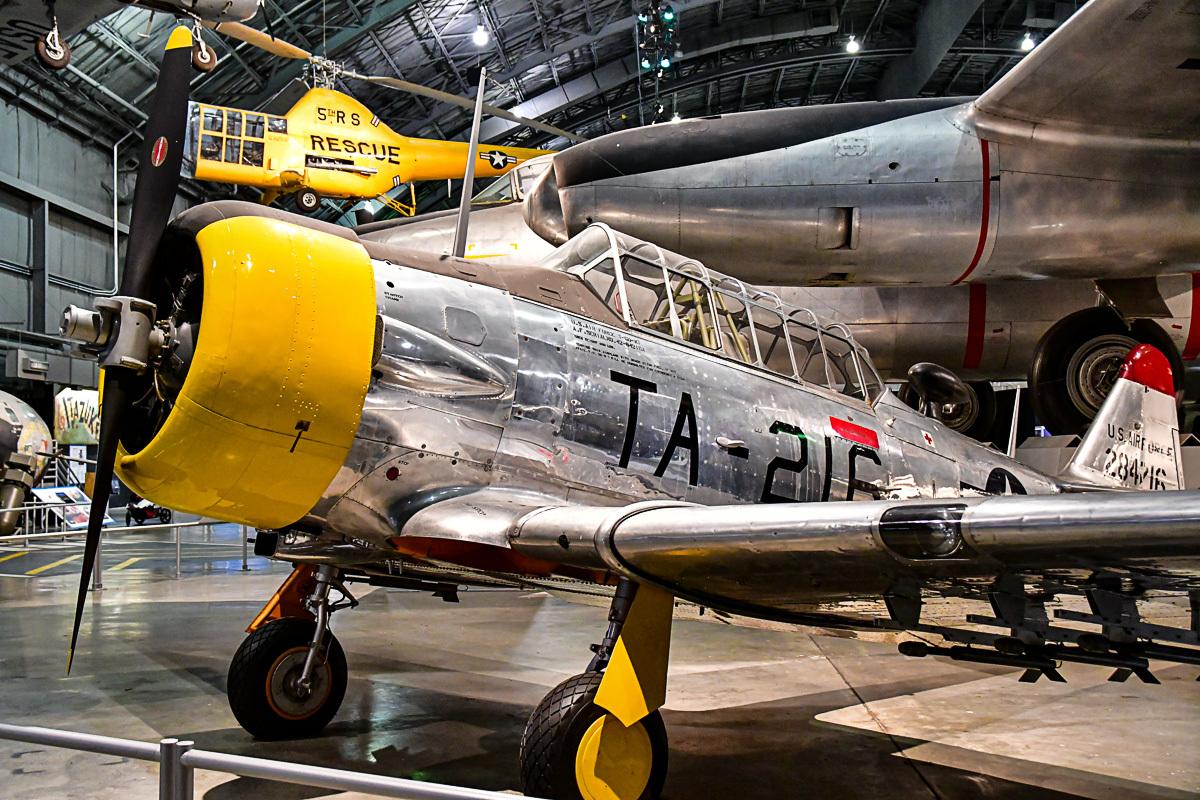 国立アメリカ空軍博物館 (98 - 250)
