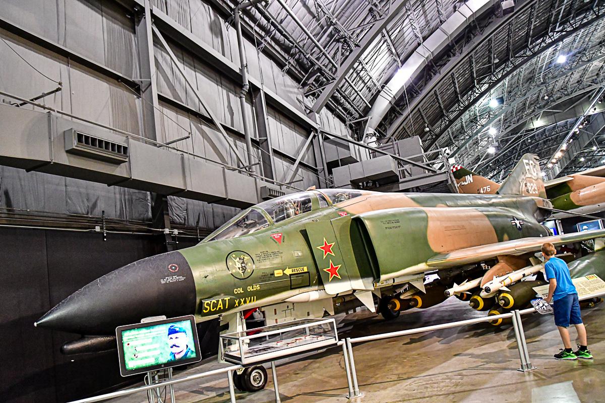 国立アメリカ空軍博物館 (120 - 250)