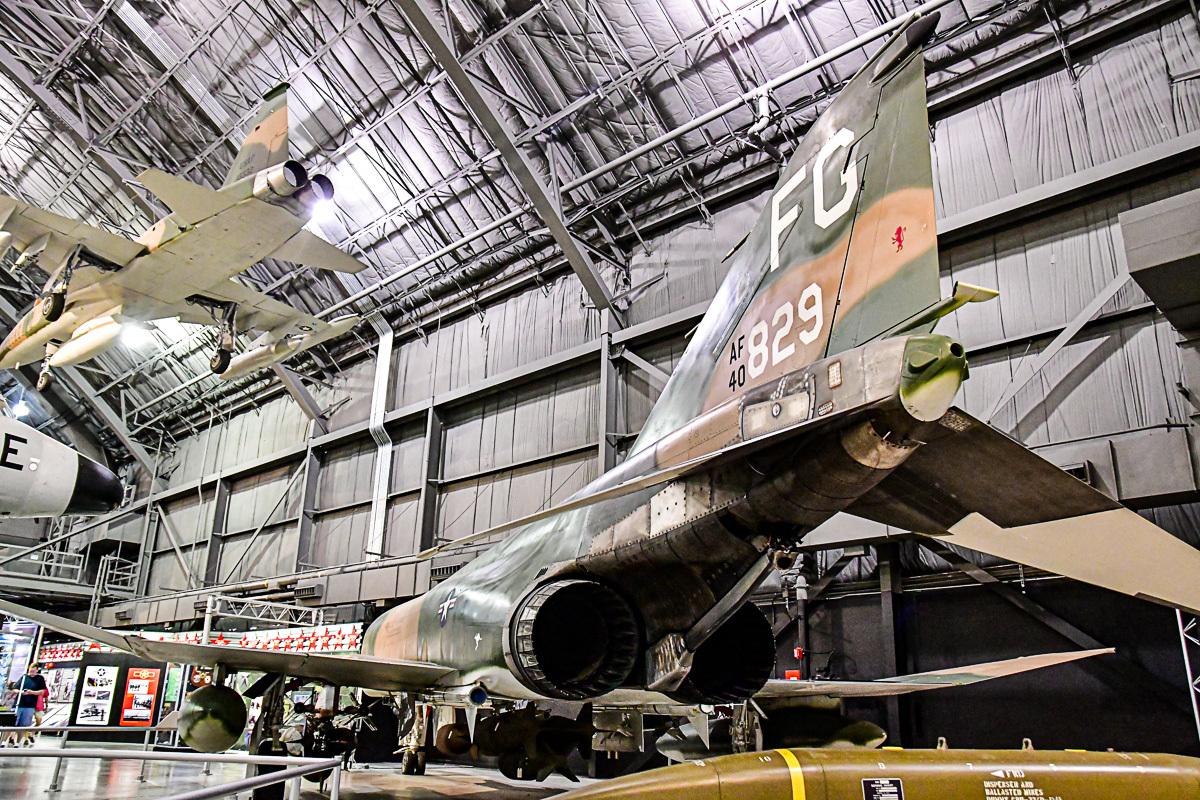 国立アメリカ空軍博物館 (121 - 250)