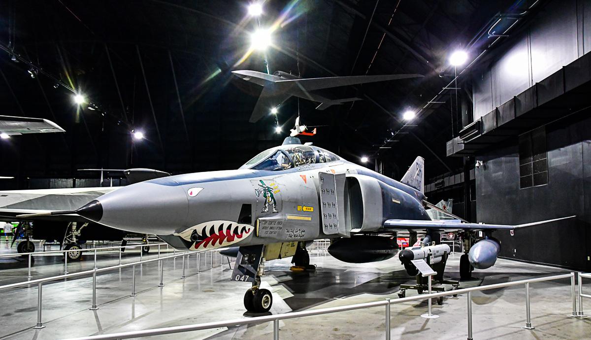 国立アメリカ空軍博物館 (144 - 250)