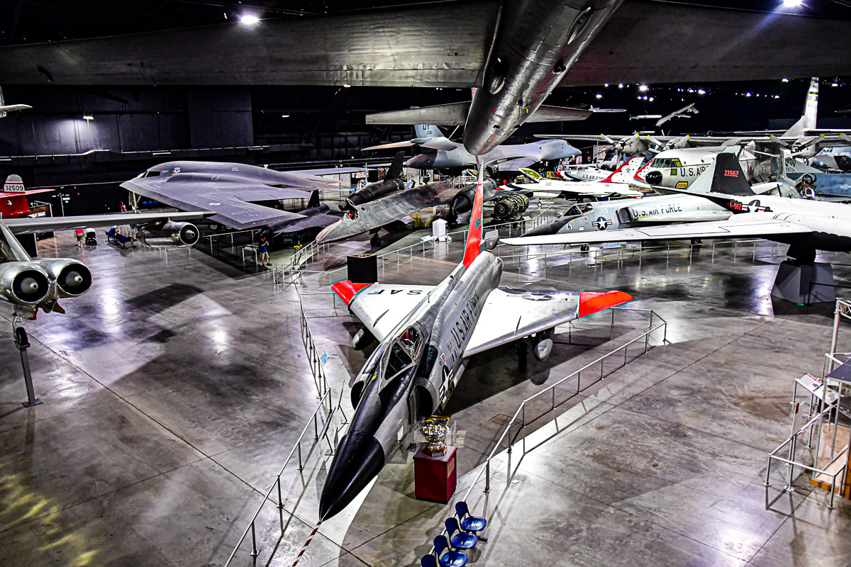 国立アメリカ空軍博物館 (163 - 250)