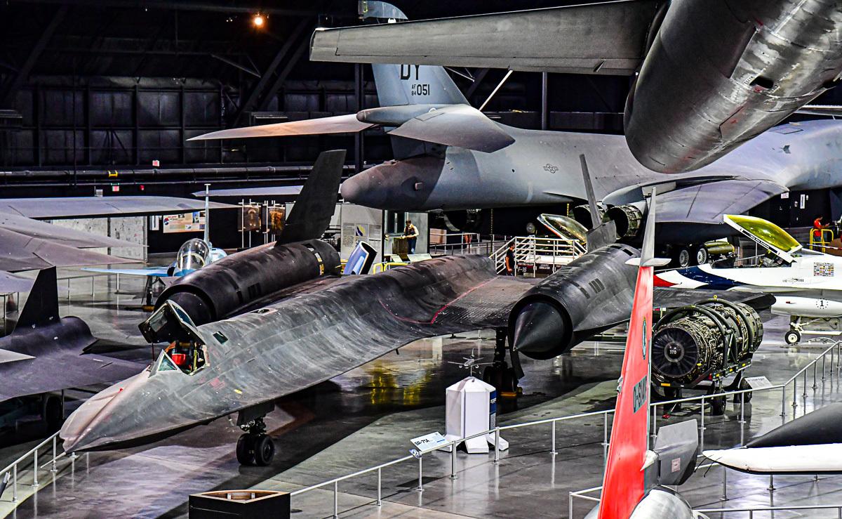国立アメリカ空軍博物館 (167 - 250)