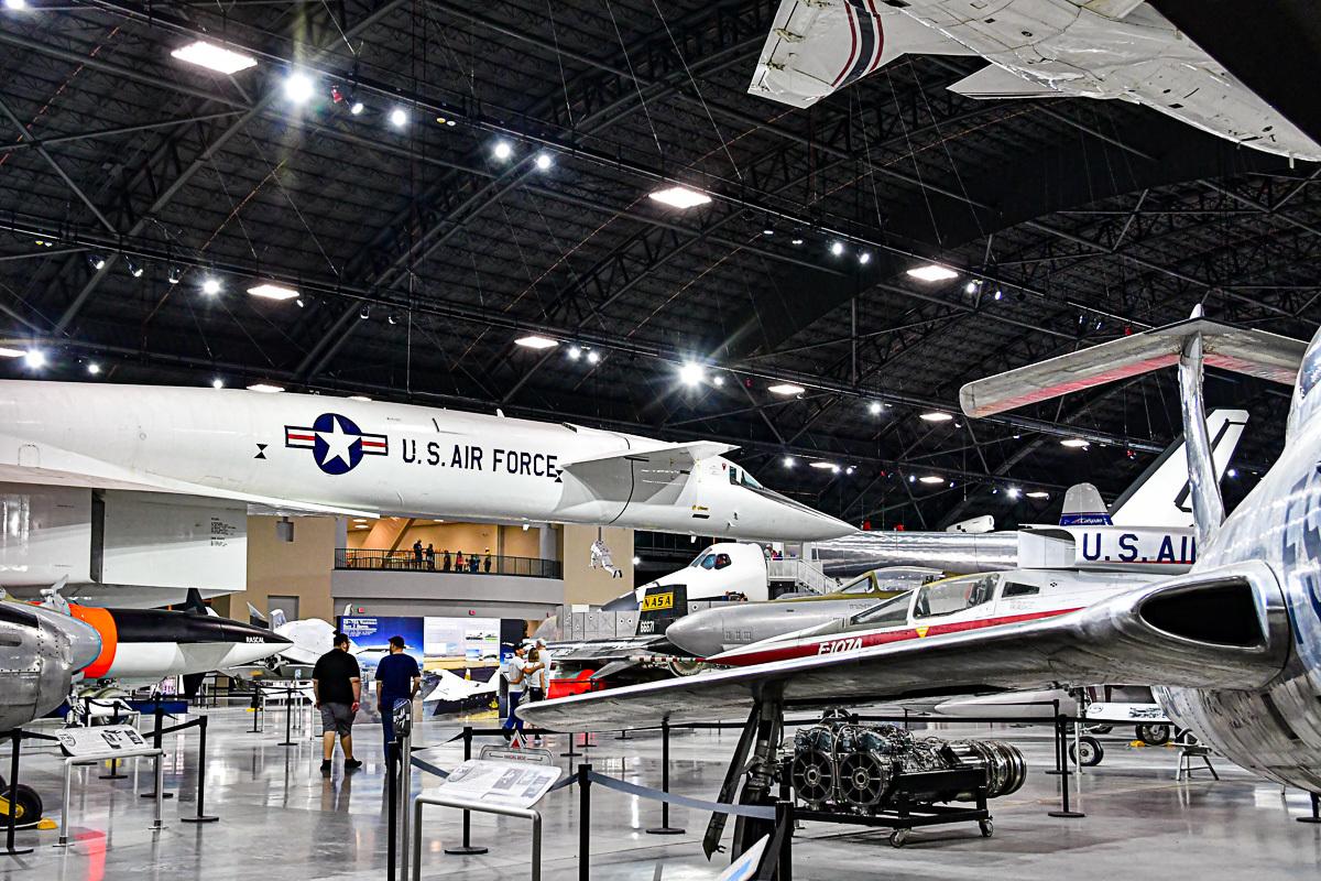 国立アメリカ空軍博物館 (186 - 250)