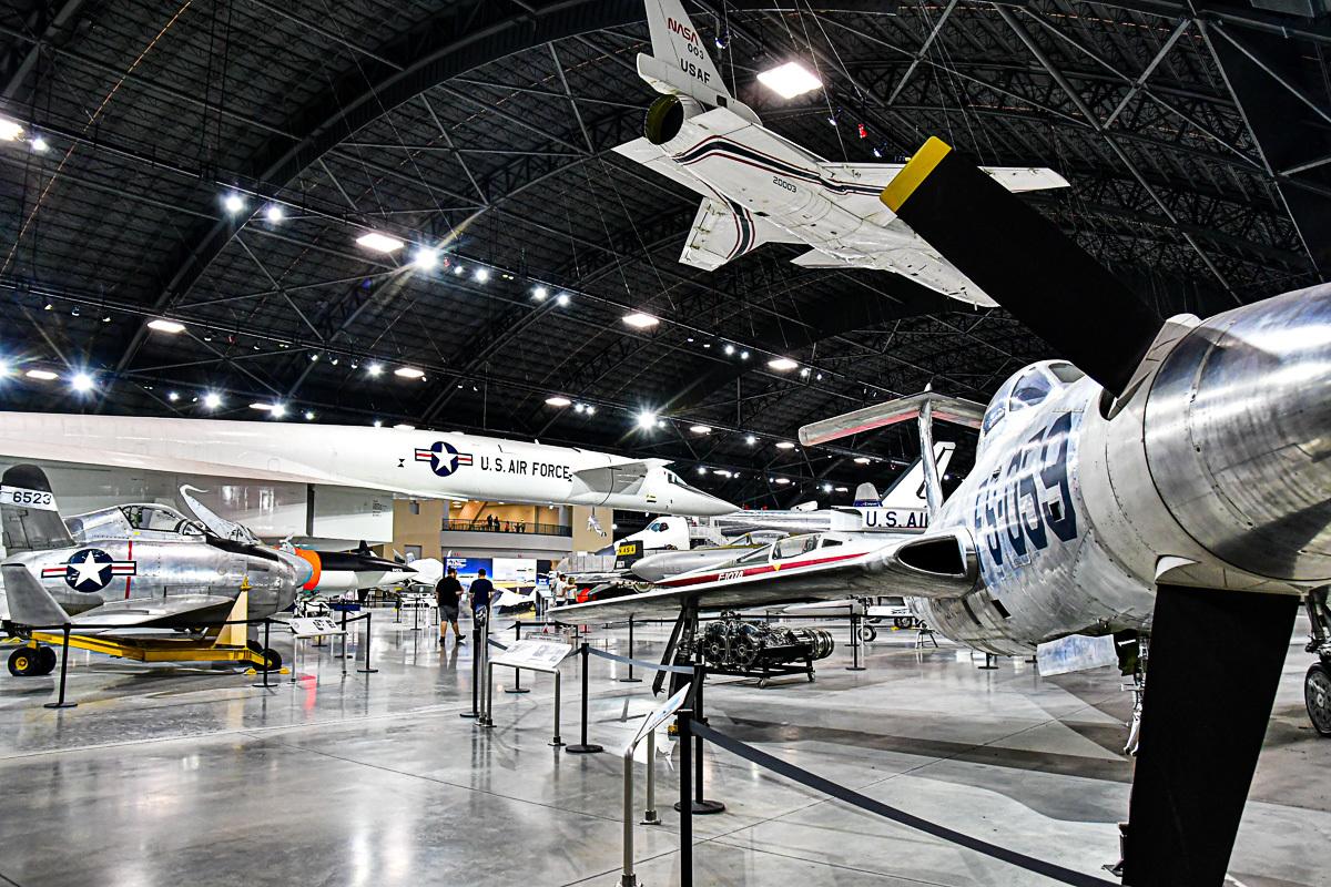 国立アメリカ空軍博物館 (187 - 250)