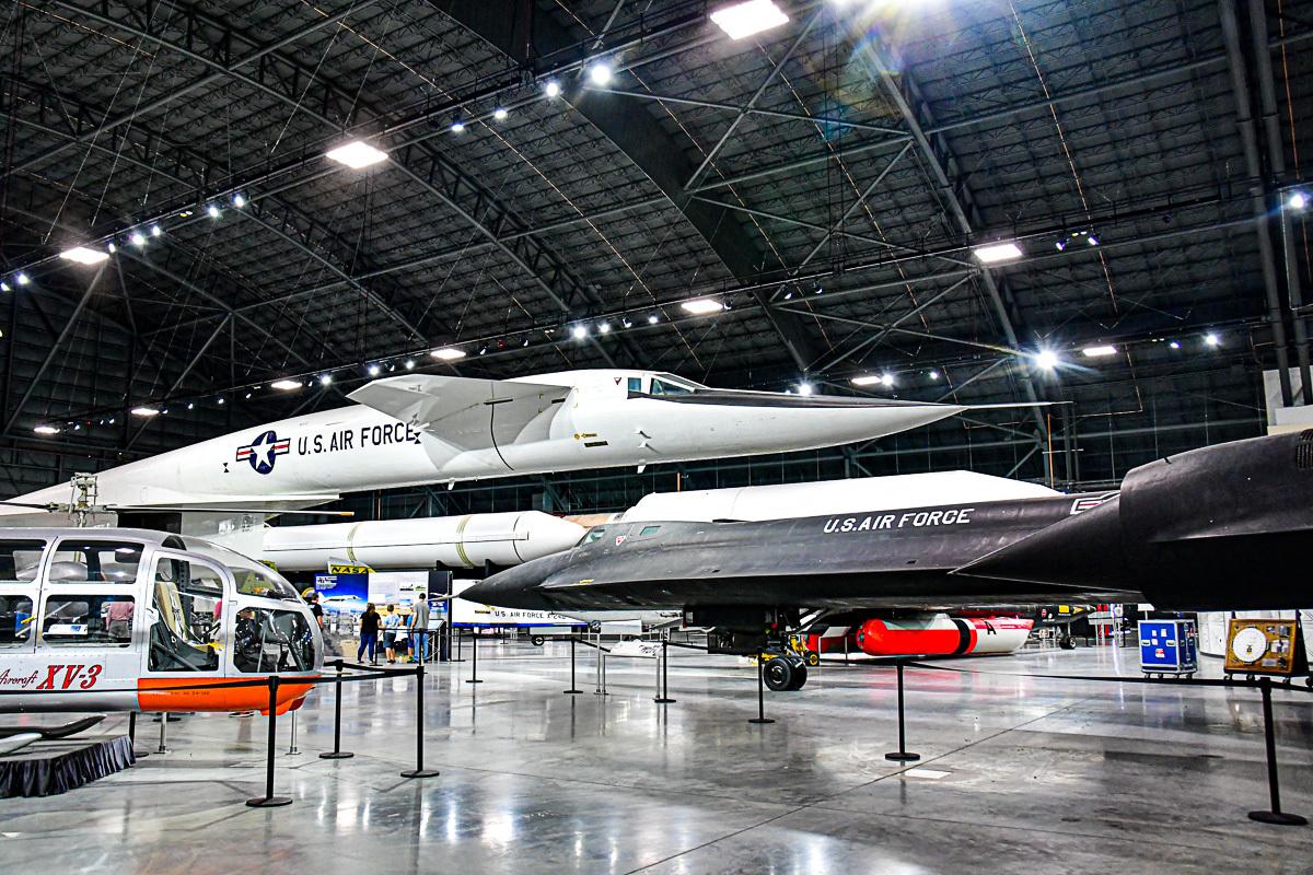 国立アメリカ空軍博物館 (207 - 250)