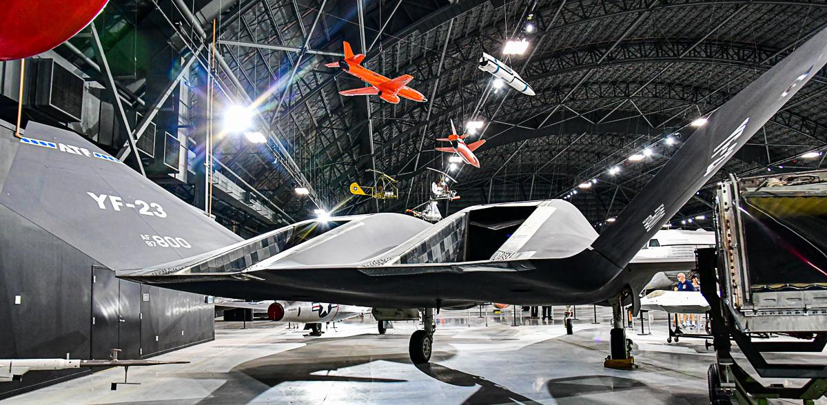 国立アメリカ空軍博物館 (214 - 250)
