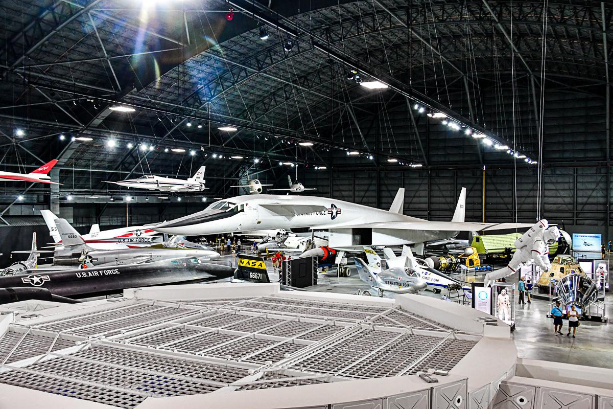 国立アメリカ空軍博物館 (220 - 250)