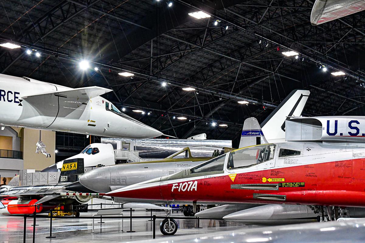 国立アメリカ空軍博物館 (228 - 250)