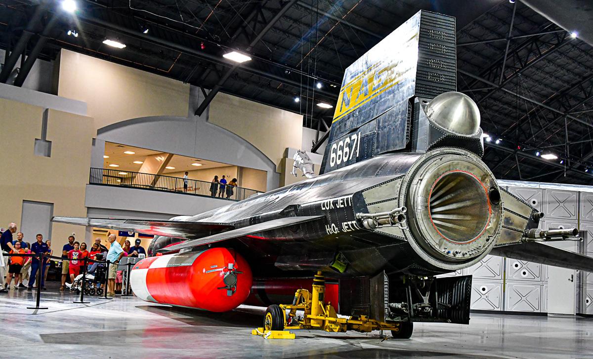 国立アメリカ空軍博物館 (235 - 250)