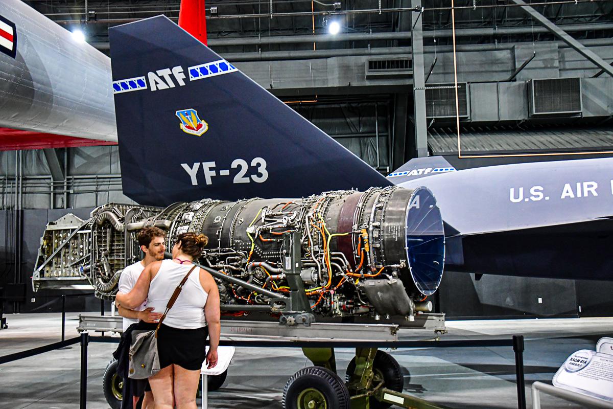 国立アメリカ空軍博物館 (242 - 250)