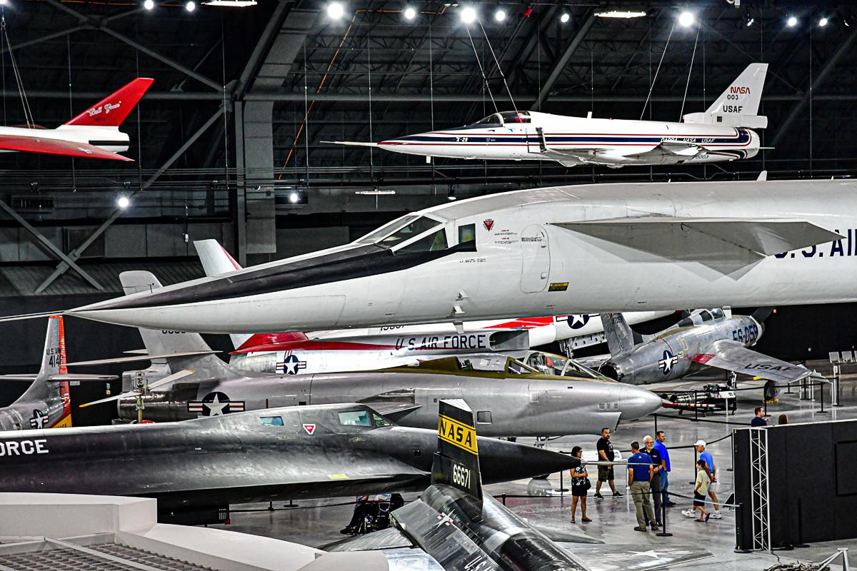 国立アメリカ空軍博物館 (246 - 250)