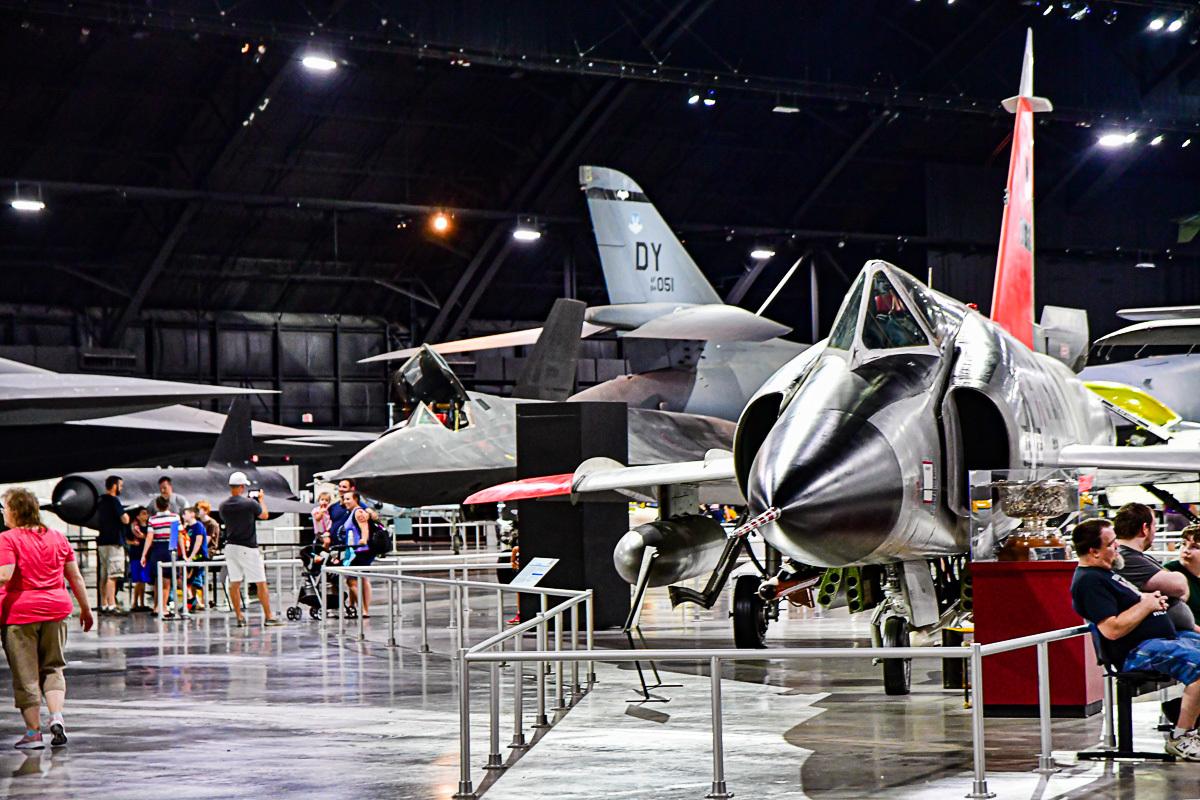 国立アメリカ空軍博物館 (250 - 250)