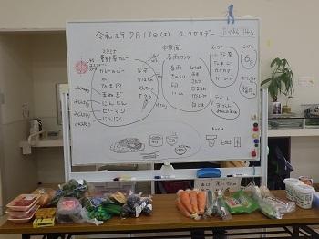 夏野菜カレー1-1