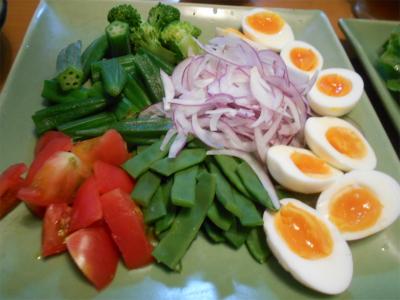 010626野菜盛り