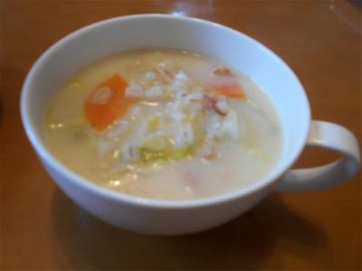 010614野菜たっぷりスープ