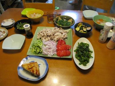 010706夕食