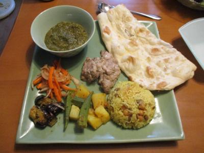 010715インド料理のセット