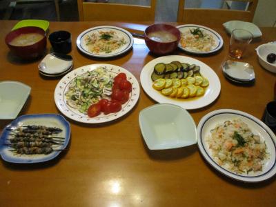 010720夕食