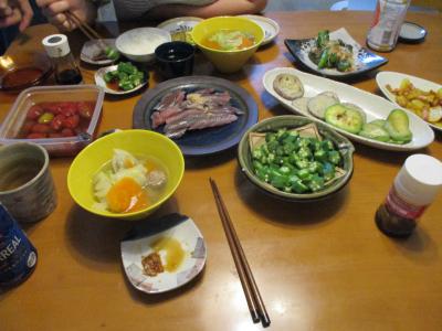 010725夕食