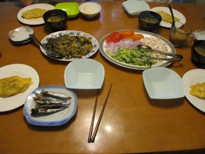 010803夕食