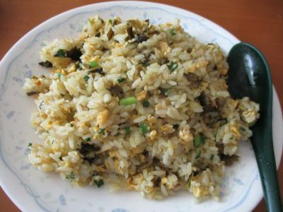 010810高菜炒飯
