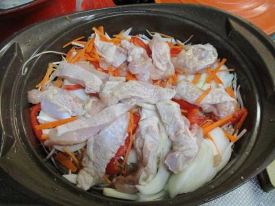 010810鶏肉と野菜の蒸し煮2