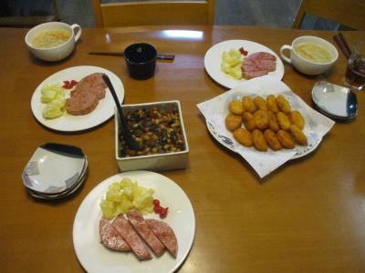 010830夕食