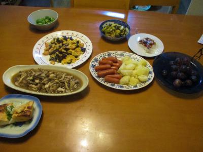 010906夕食