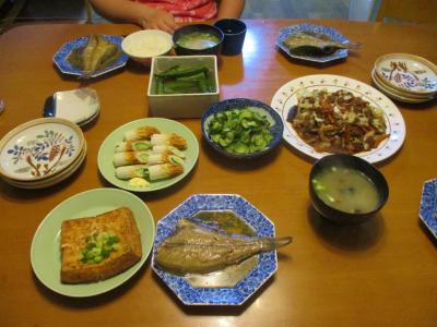010914夕食
