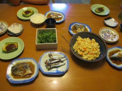 010916夕食