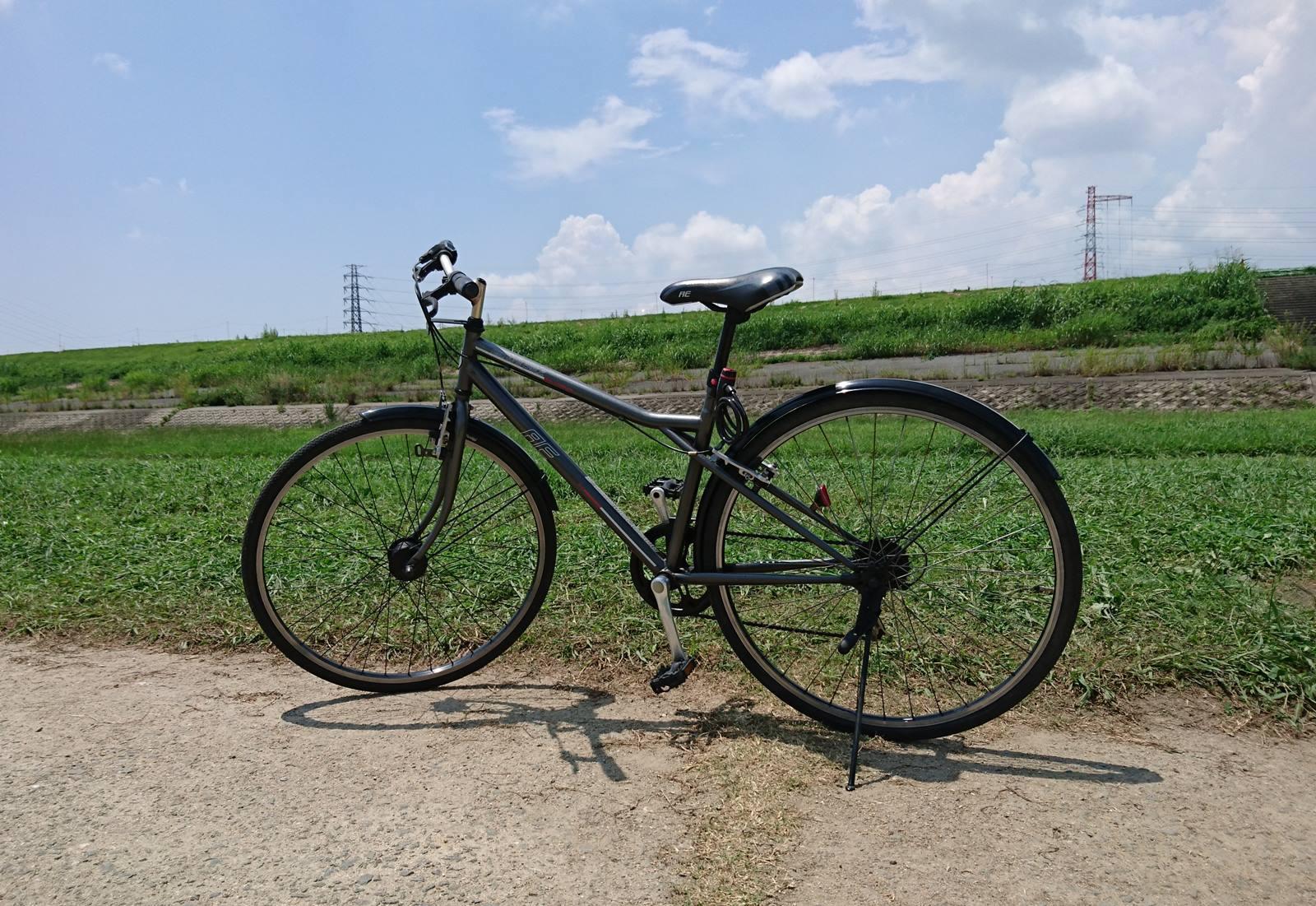 クッソ熱い 自転車で走る・・・ 20190730
