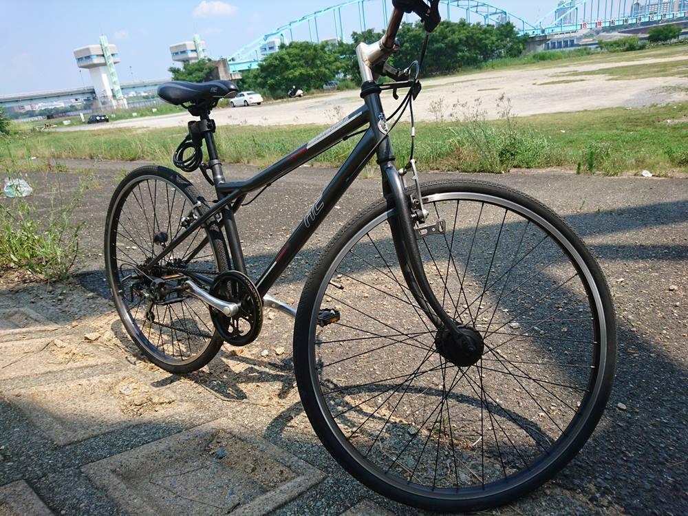 自転車メンテもこれで終わり・・・かな 20190802