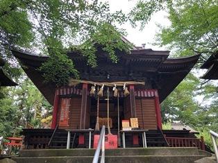 烏子稲荷神社