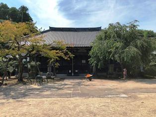 安楽寺(常総市大輪町)